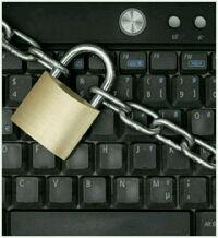 internet dengan aman
